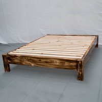 Farmhouse Platform Bed
